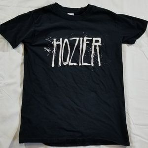 Tops - Hozier concert tshirt size small